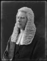 Sir John Charles Fox, by Bassano Ltd - NPG x120762