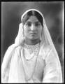 Anees Fatimah (née Karim), Lady Imam, by Bassano Ltd - NPG x120768