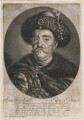 John III, King of Poland, by John Smith, published by  Pierce Tempest - NPG D11977