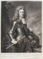Godard van Reede-Ginckel, 1st Earl of Athlone, by and published by John Smith, after  Sir Godfrey Kneller, Bt - NPG D11656
