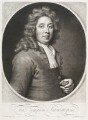 Thomas Tompion, by and published by John Smith, after  Sir Godfrey Kneller, Bt - NPG D11692