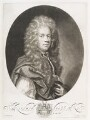 Sir Richard Gipps, by and published by John Smith, after  John Closterman - NPG D11699