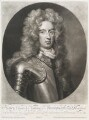 Henry Nassau, Count of Auverquerque, by and published by John Smith, after  Sir Godfrey Kneller, Bt - NPG D11701
