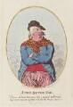 King William IV ('A true British tar'), by James Gillray, published by  Hannah Humphrey - NPG D12526