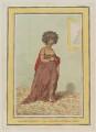 'La belle Espagnole, - ou - la doublure de Madame Tallien', by James Gillray, published by  Hannah Humphrey - NPG D12559