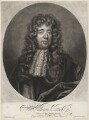 Sir William Petty, by and published by John Smith, after  John Closterman - NPG D11978