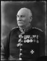 Sir Charles Edward Yate, 1st Bt, by Bassano Ltd - NPG x120945