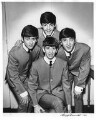 The Beatles (George Harrison; Paul McCartney; Ringo Starr; John Lennon), by Harry Hammond - NPG x15550