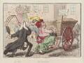 'Discipline à la Kenyon', by James Gillray, published by  Hannah Humphrey - NPG D12605