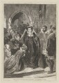 Mary, Queen of Scots being led to execution, by William Luson Thomas, after  Scipione Vannutelli - NPG D13135