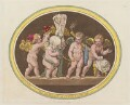 'The marriage of Cupid and Psyche', by James Gillray, published by  Hannah Humphrey - NPG D12612