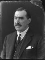 Robert Molesworth Kindersley, 1st Baron Kindersley, by Bassano Ltd - NPG x68871