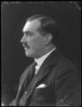 Robert Molesworth Kindersley, 1st Baron Kindersley, by Bassano Ltd - NPG x68872