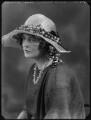 Lady Eileen Orde (née Wellesley), by Bassano Ltd - NPG x37315