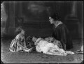 Julian Orde; Jane Orde; Lady Eileen Orde (née Wellesley), by Bassano Ltd - NPG x37316