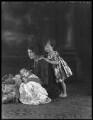 Jane Orde; Lady Eileen Orde (née Wellesley); Julian Orde, by Bassano Ltd - NPG x37318