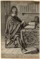 René Descartes, by Unknown artist - NPG D13134