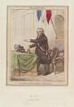 John Horne Tooke ('Président d'Administration Municipale'), by James Gillray, published by  Hannah Humphrey - NPG D12640