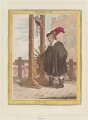 George Tierney ('Le boureau'), by James Gillray, published by  Hannah Humphrey - NPG D12641
