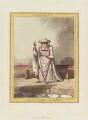 George Shuckburgh ('Membre de la Haute Cour de Justice'), by James Gillray, published by  Hannah Humphrey - NPG D12643