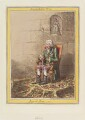 John Nicholls ('Juge de Paix'), by James Gillray, published by  Hannah Humphrey - NPG D12645