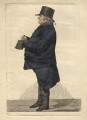Levi Barent Cohen or Mr Ripley, by and published by Richard Dighton - NPG D13220
