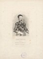 George Gascoigne, by William Thomas Fry, after  R. Hudson - NPG D13211