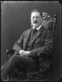 Sir Charles John Oakeley, 5th Bt, by Bassano Ltd - NPG x36689