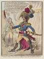 Napoleon Bonaparte, by James Gillray, published by  Hannah Humphrey - NPG D12671
