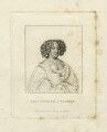 Mary Rich (née Boyle), Countess of Warwick, published by Silvester Harding - NPG D13218