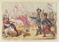 Napoleon Bonaparte, by James Gillray, published by  Hannah Humphrey - NPG D12714