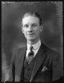Donough Edward Foster O'Brien, 16th Baron Inchiquin, by Bassano Ltd - NPG x120976