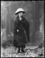 Alice Marion (née Harbord), Lady Hillingdon, by Bassano Ltd - NPG x120989