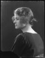 Anne Molyneux O'Brien (née Thesiger), Lady Inchiquin, by Bassano Ltd - NPG x120993