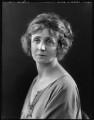 Theodora Chevallier Knel (née Gervers), by Bassano Ltd - NPG x121041