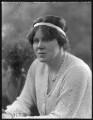 Hon. Margaret Alma Kinnaird, by Bassano Ltd - NPG x121064