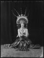 Madame Lillebil Ibsen (née Sofie Parelius Krohn), by Bassano Ltd - NPG x101124