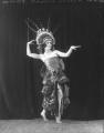 Madame Lillebil Ibsen (née Sofie Parelius Krohn), by Bassano Ltd - NPG x101125