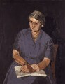 Dame Eileen Louise Younghusband, by Sir (John) Kyffin Williams - NPG 6621