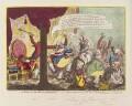 'A kick at the Broad-Bottoms! - i.e. - emancipation of