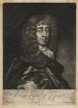 Arthur Capel, 1st Earl of Essex, by Edward Lutterell (Luttrell), published by  John Lloyd, after  Sir Peter Lely - NPG D13142