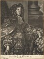 James Scott, Duke of Monmouth and Buccleuch, after Sir Peter Lely - NPG D11990