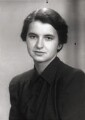 Rosalind Elsie Franklin, by Elliott & Fry - NPG x76928