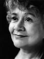Joan Plowright, by Carolyn Djanogly - NPG x87747