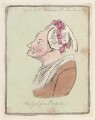 'The golden pippin', possibly by James Gillray, published by  Hannah Humphrey - NPG D12956