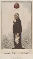Thomas Erskine, 1st Baron Erskine ('Councellor Ego - i.e. little I, myself I'), by James Gillray, published by  John Wright - NPG D12972