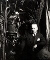 Sir Rex Nan Kivell, by Ida Kar - NPG x125522