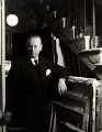 Sir Rex Nan Kivell, by Ida Kar - NPG x125523