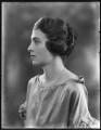 Roberta Bennett (née Mitchell), Countess of Tankerville, by Bassano Ltd - NPG x121235