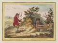 'Palemon and Lavinia', by James Gillray, published by  Hannah Humphrey - NPG D13041